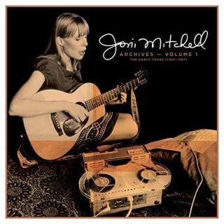 JONI MITCHELL ARCHIVES – VOL. 1: THE EARLY YEARS  [CD album]